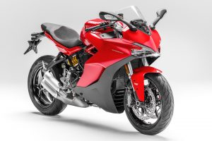 Ducati Panigale Motorcycle Tuning